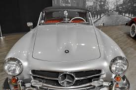 Mercedes cabriolet SL